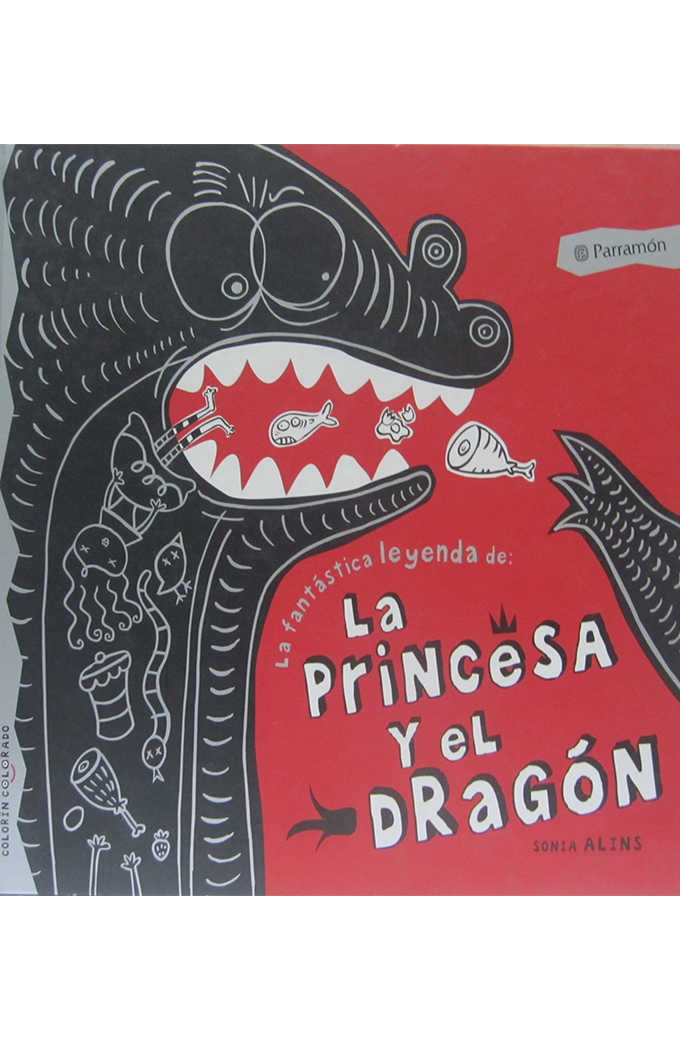 La Princesa y el Dragon