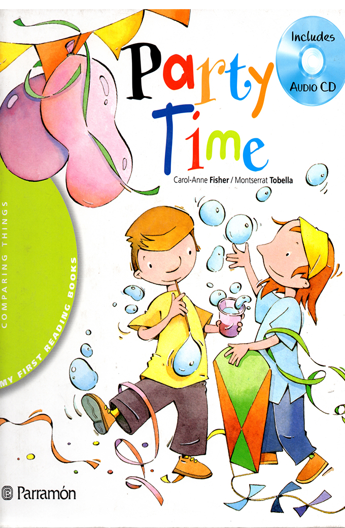 Party Time – My First Reading Books